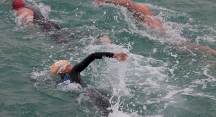 SS Coaches are experts in open water / triathlon swimming